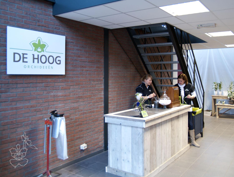 Orchideeënkring groot Rotterdam, Review orchideekweker De Hoog